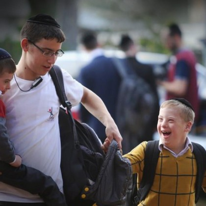 Amazing Shabbaton for Hundreds of Children